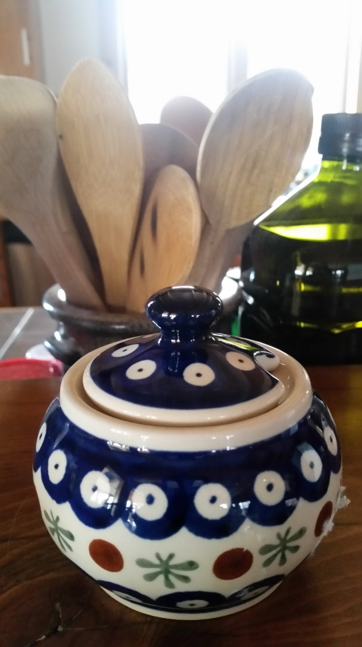 Polish Sugar Bowl